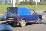 ВАЗ-2328 - перший ВАЗ пікап