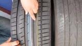 Індикатор зносу протектора шини: розташування і розшифровка