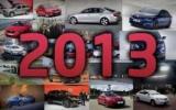Основные автоновинок 2013 года