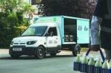 За кермом нової компанії DHL електричний молочника
