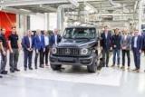 Новый Мерседес-Benz G-класса будет выпускаться параллельно со старыми