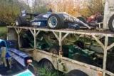 Во Франции обнаружили кладбище гоночных автомобилей