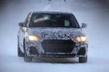 Новий Audi А1, зняте на відео перед запуском в 2018