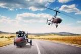 Перше виробництво в світі автомобільного і повітряного-правової літаючий автомобіль зв'язку в Женеві