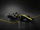 Команда Формули-1 Renault показала новий болід на сезон 2018/19