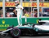 Кваліфікація Гран-прі Австралії: Хемілтон завоював поул