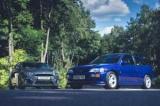 Сприяли: Форд Фокус RS проти Ескорт РС Косворт