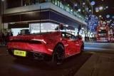 В Лондоне судья уникальный Lamborghini со стразами