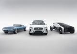 Jaguar представил за прототип и Электрический E-Type