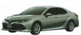Есть фотографии новой Toyota Camry для Украины