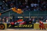 Ферстаппен розбив машину під час практики на Гран-прі Великобританії