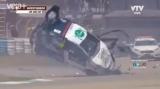 Авто п'ять разів перевернулося навколо осі під час страшної аварії в Уругваї
