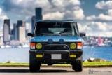 В США производительность продаем сильные Range Rover с двигателем V12 от
