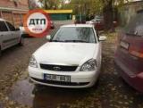 В Украине отметили Lada Priora в Литве номера